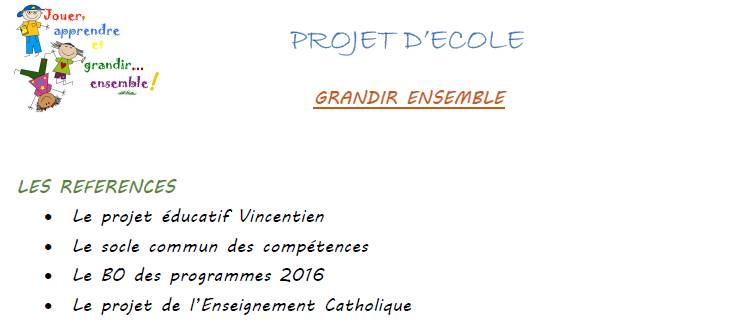 PROJECOLE1