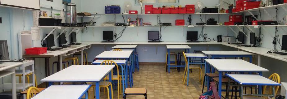 salle techno